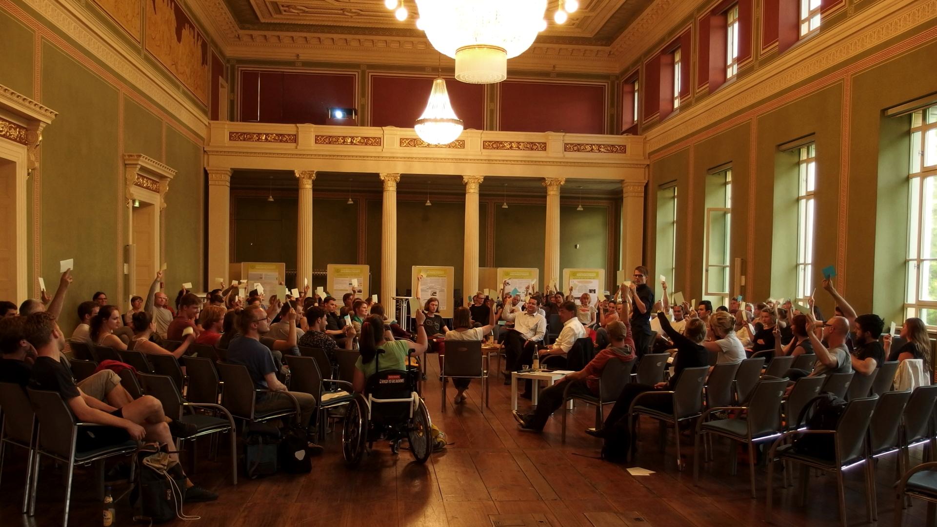 Nachhaltige Uni Halle – vom Leitbild zur Umsetzung!