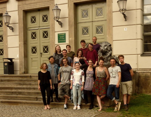Transformative Lehre an der Martin-Luther-Universität Halle-Wittenberg