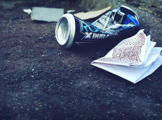 Müll und seine folgenschwere Lebenszeit