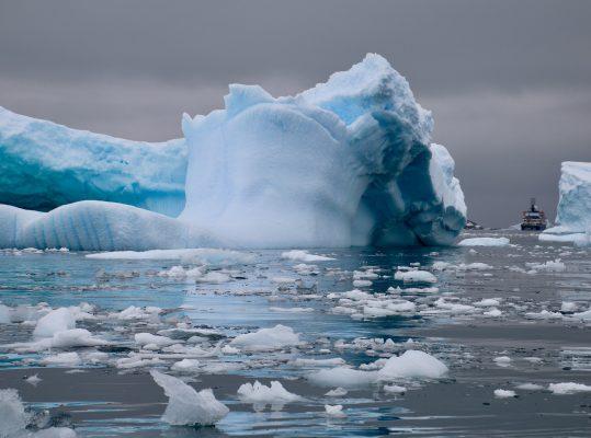 28.04. | MOSAiC – Eine Expedition ins nicht-so-ewige Eis